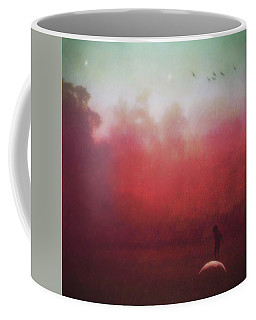 Ride The Moon Coffee Mug