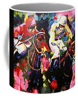 Ride To Glory Coffee Mug