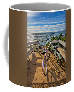 Ride With Me To The Beach Coffee Mug
