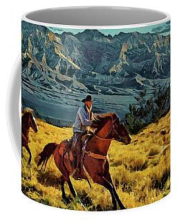 Ride'm Cowboy Coffee Mug