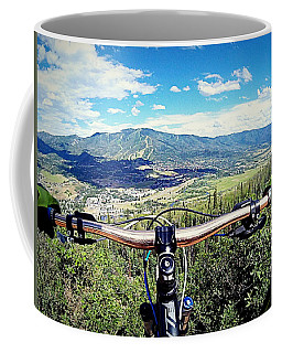 Rider's View Coffee Mug