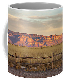 Ridge Outside Alamogordo Coffee Mug