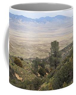 Ridge Route View Coffee Mug