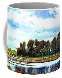Ridgefield Refuge Early Fall Coffee Mug