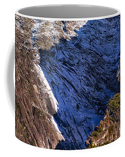 Ridgeline Shadows Coffee Mug