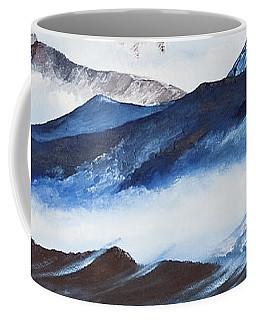 Ridgelines Coffee Mug
