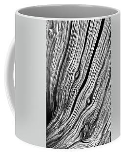 Coffee Mug featuring the photograph Ridges - Bw by Werner Padarin
