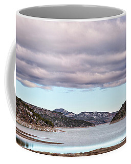 Ridgway Reservoir In April Coffee Mug