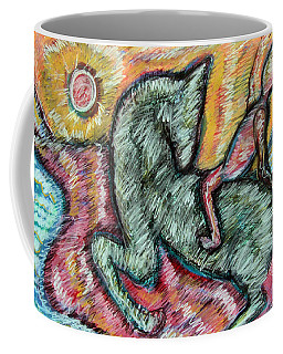 Ridin' Coffee Mug
