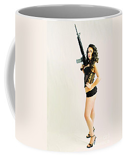 Riding A Colt Coffee Mug