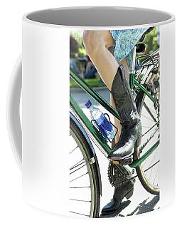 Riding In Style Coffee Mug