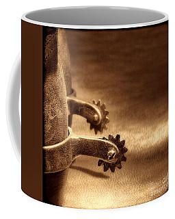 Riding Spurs Coffee Mug