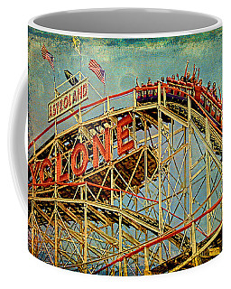 Riding The Cyclone Coffee Mug