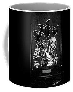 Riding The Night Train Coffee Mug