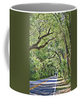 Riding The Ormond Loop Coffee Mug