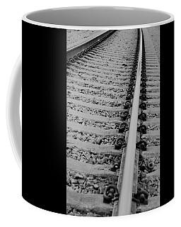 Riding The Rail Coffee Mug