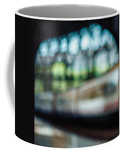 Riding The Rails Coffee Mug