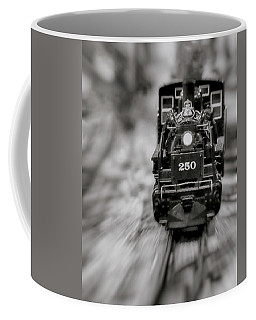 Riding The Railways Coffee Mug