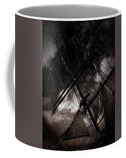 Riding The Storm Coffee Mug