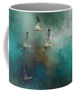Coffee Mug featuring the photograph Riding The Winds by Marvin Spates