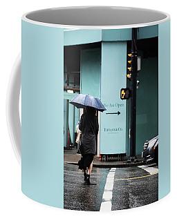 Right  Coffee Mug by Empty Wall