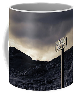 Right Of Way To Laggan Coffee Mug
