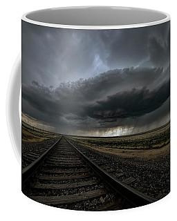 Right On Track Coffee Mug