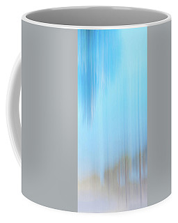 Right Panel Moving Trees Triptych Coffee Mug