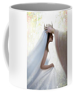 Righteous Crown Coffee Mug by Kume Bryant