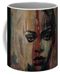 Rihanna - Diamonds Coffee Mug