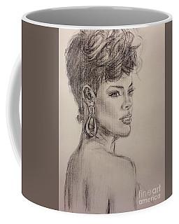 Rihanna - Not For Sale Coffee Mug