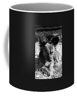 Riley Coffee Mug by Arthur Eggers