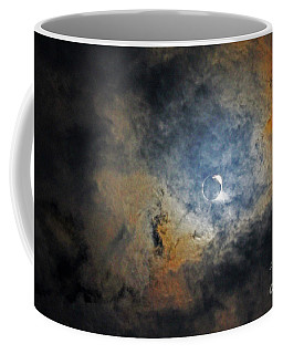 Ring Around The Moon Coffee Mug