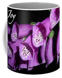 Ring My Bell With Joy Coffee Mug