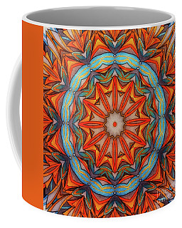 Ring Of Fire Coffee Mug by Mo T
