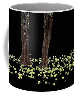 Ring Of Green  Coffee Mug