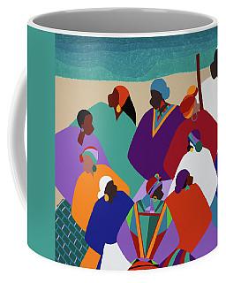 Ring Shout Gullah Islands Coffee Mug