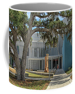 Coffee Mug featuring the photograph Ringling College Of Art And Design - Image 2 by Richard Goldman