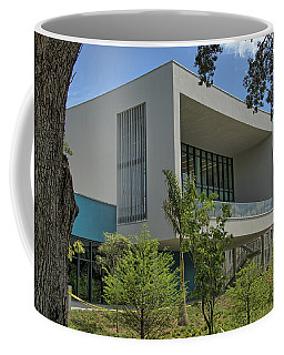 Coffee Mug featuring the photograph Ringling College Of Art And Design Library - Image 1 by Richard Goldman