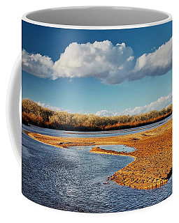 Rio Grande Mud, Albuquerque, New Mexico Coffee Mug