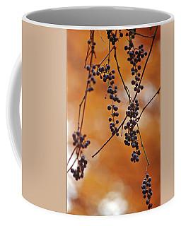 Ripe Wild Grapes  Coffee Mug