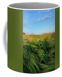 Ripening Barley Coffee Mug