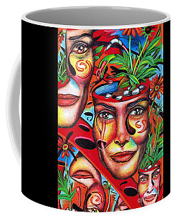 Ripening Of A Lucid Psyche Coffee Mug