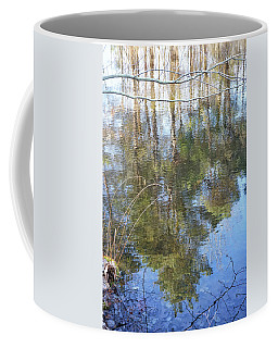Coffee Mug featuring the photograph Ripple Effect by Kathi Mirto
