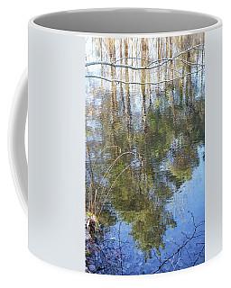 Ripple Effect Coffee Mug by Kathi Mirto