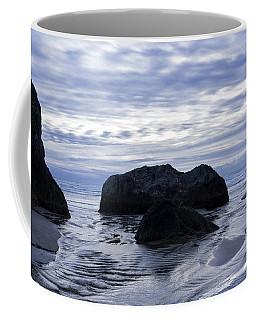 Ripple Effect Coffee Mug