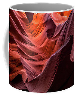 Ripple Of Color Coffee Mug