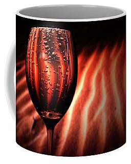 Ripples And Droplets Coffee Mug