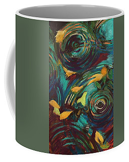 Ripples In Time Coffee Mug