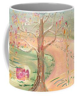 Ripples Of Spring Coffee Mug